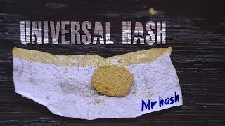 MR. HASH-UNIVERSAL HASH-Wednesday!🔥🚀👍