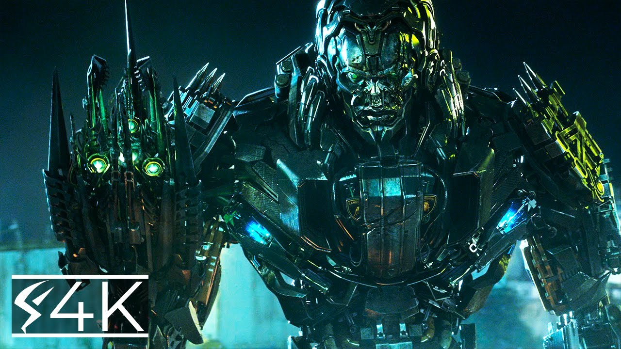Transformers (4K) Never Is Here : Lockdown : Age of ...