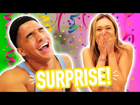 MADE HER CRY ON HER BIRTHDAY! *EMOTIONAL*