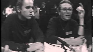 «Риск-версия», 1995 год, игра команд «Умник» и «МИФ»