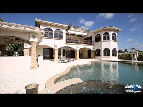 Luxury Waterfront Estate In Cape Coral Fl