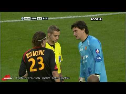 [2009/2010] 2009/10/18 9R AS Monaco 2-0 RC Lens Nene goal