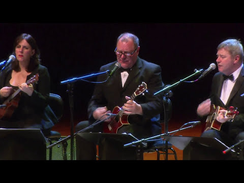 The Ukulele Orchestra of Great Britain play Born This Way Live At Sydney Opera House