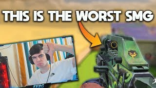 this is the WORST SMG in the GAME! I disagree with NoahFromYoutube! COD Mobile