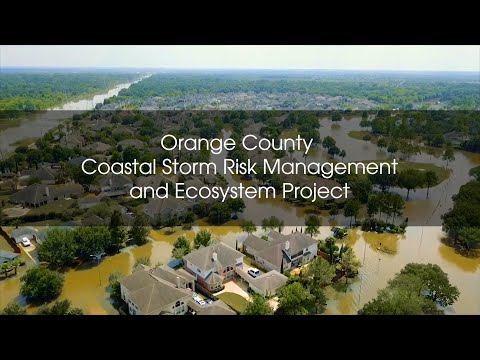 Orange County Coastal Storm Risk Management Project