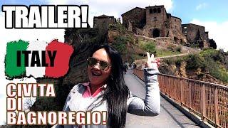 Mariah Milano Civita di Bagnoregio Trailer