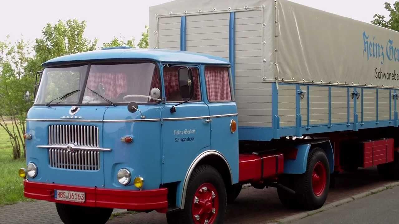 Skoda Liaz Lkw/Truck