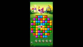 Juicy World - Stage 1 to Stage 10 - Android - Gameplay