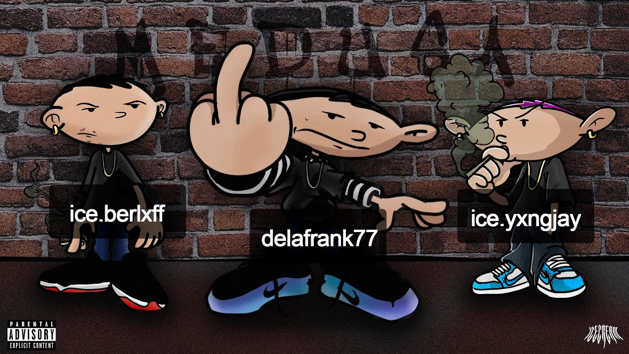 @Delafrank77 - MEDUSA 🐍 w/@ice.berlxff & @ice.yxngjay (prod.@mathiastyner)