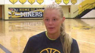 Aleda Johnson on the road to recovery