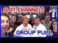 👬Slot Channels Mini Group Pull 🎰 ✦ HIGH LIMIT ROOM ✦ Brian Christopher Slots