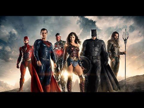 Comic Uno Justice League (Movie Review)