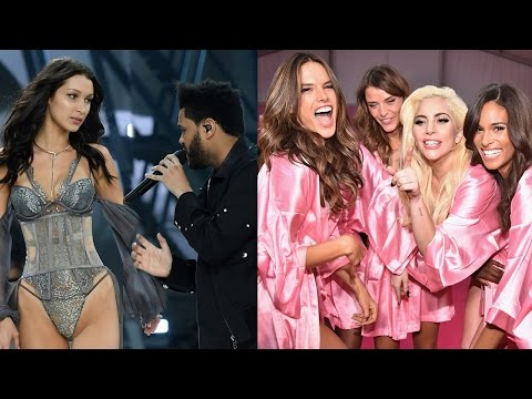 5 BEST Moments From The 2016 Victorias Secret Fashion Show