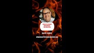 Thumbnail/Imagem do vídeo Bate Papo com o Professor Deumas Oliveira