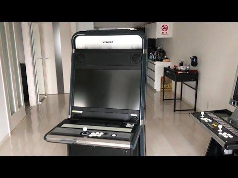 Brand New Official Taito Vewlix Diamond Black Candy Cab: Mega Arcade Room Upgrade