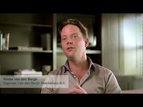 Van den Bergh Rietdekkers BV | algemene bedrijfsfilm