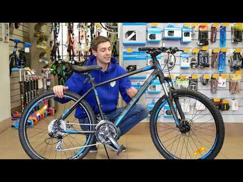 Обзор горного велосипеда Stels Navigator 630 Md (2018)