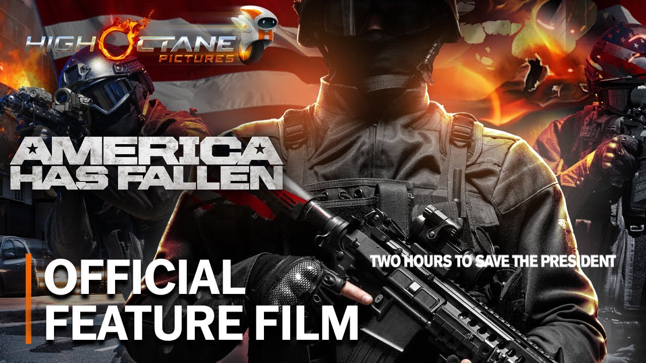Download America Has Fallen | Full Movie | Curtis Caldwell | Chuck Getty | Tom Getty