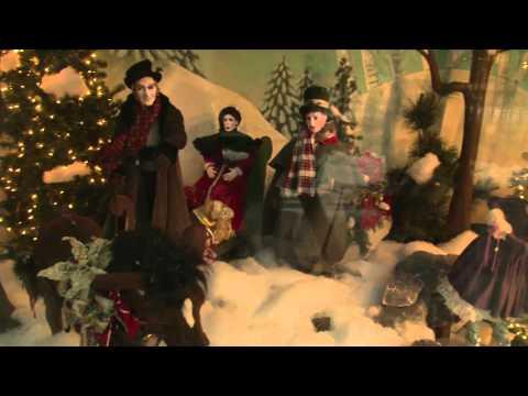 AM&A's Christmas Windows - Buffalo, NY