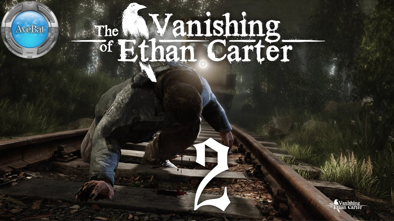 Let S Play The Vanishing Of Ethan Carter Part 2 First Visualization Youtube