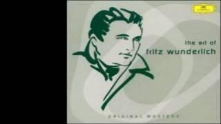 Fritz Wunderlich: Ännchen von Tharau (w.translation)