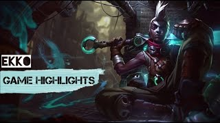 Ekko Highlights