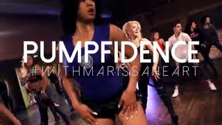 CRAZY IN LOVE | BEYONCE | Choreography by MARISSA HEART | #PUMPFIDENCE