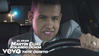El Gran Martín Elías - La Tate Quieto (Cover Audio)