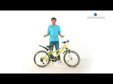 """Скоростной велосипед Novatrack Novara 24"""" 2018"""