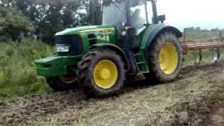 Mix wyciąganie maszyn rolniczych Case / John Deere Cz.1/2 - Spudłów