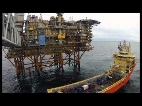 Heimdal Gass plattform