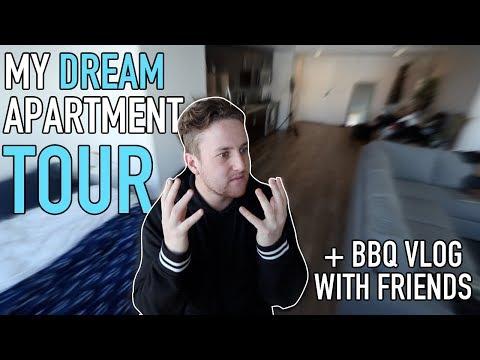 MY NEW DREAM APARTMENT TOUR!!!