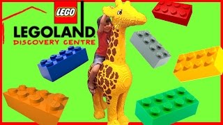 legoland discovery centre family fun indoor amusement theme park for kids children play area