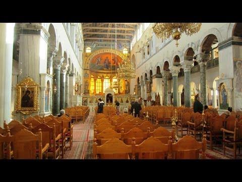 Church of Saint Demetrius - Thessaloniki, Greece