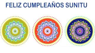 Sunitu   Indian Designs - Happy Birthday