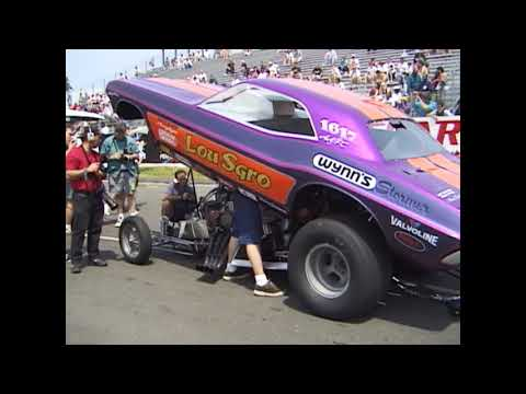 Drag Racing Underground's E'Town video footage archives