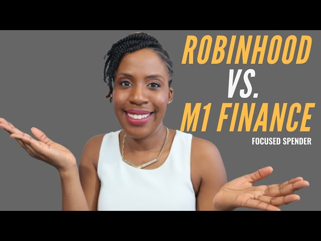 Robinhood vs. M1 Finance Comparison and Which One is my Favorite!
