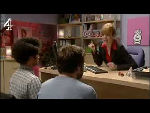 The IT Crowd Employee of month -2 - YouTube - employee of the month 2