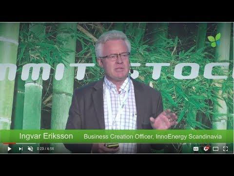ECO17 Stockholm: Ingvar Eriksson InnoEnergy Scandinavia