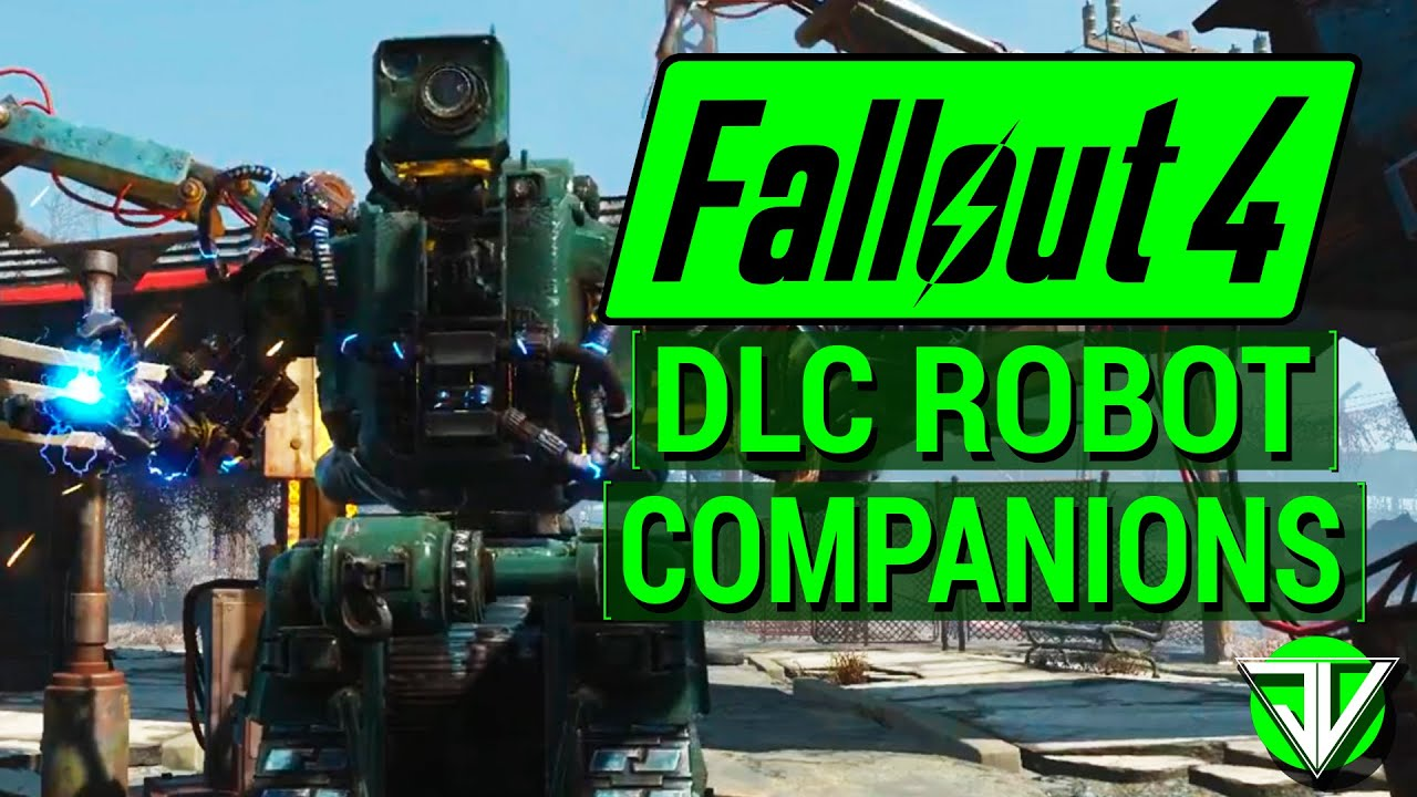 Fallout Automatron Best Build