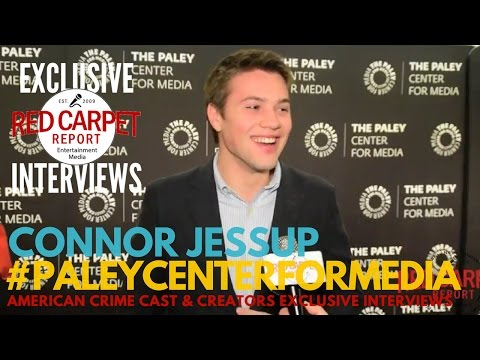 Connor Jessup ed at Paley Center's ABC's American Crime S3 Premiere Screening & Panel