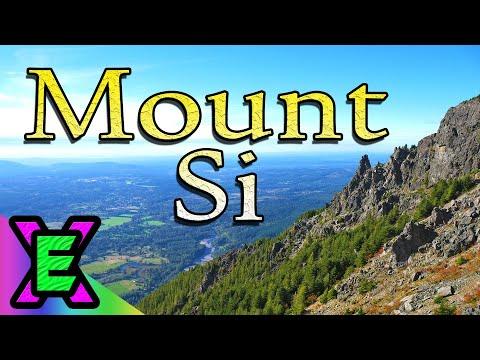 Mount Si Hike (North Bend, Washington)