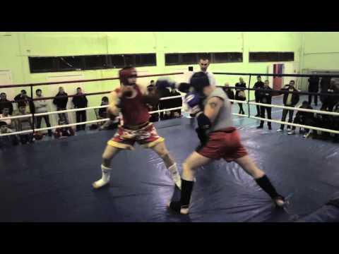Тайский бокс (муай тай) против бокса