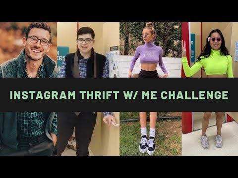 [VIDEO] - Instagram Inspired Thrift Challenge | Thrift with ME and Kaylin Tang 8