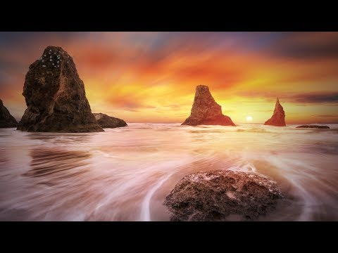 "Peaceful Music, Relaxing Music, Instrumental Music ""Oceans of the World"" by Tim Janis"