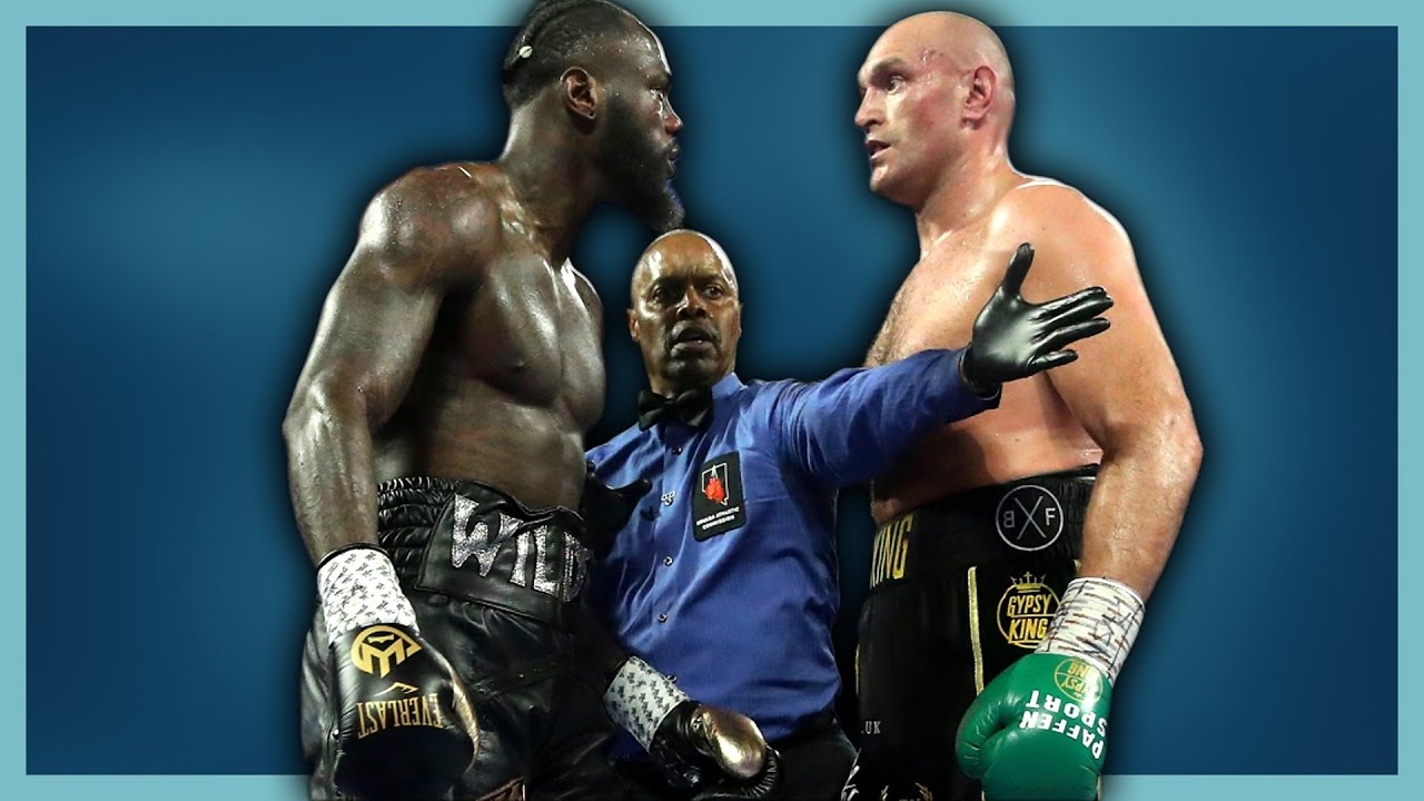 Tyson Fury vs. Deontay Wilder III CRÓNICA de una DERROTA ANUNCIADA