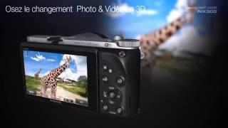 Samsung NX300 - Partagez chaque instant Thumbnail