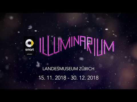 Illuminarium Zürich 2018 Trailer