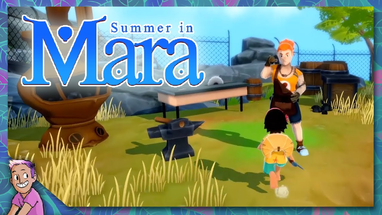 Summer in Mara - #6 - Akaji the Blacksmith