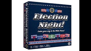 Election Night - Electoral Vote Board Game - Serious Play Conference